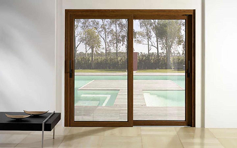 Infissi Legno Alluminio Albertini finestre :: porte, finestre, pavimenti in legno e paquet